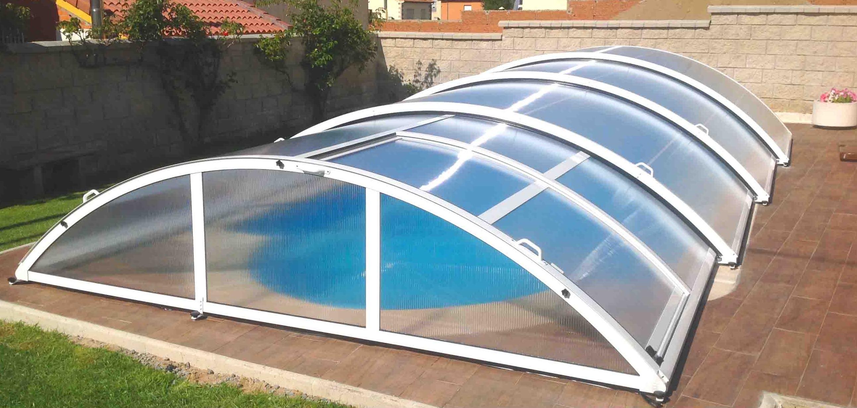 Cubierta de piscinas precios great y la amplitud interior for Cubierta de piscinas precios