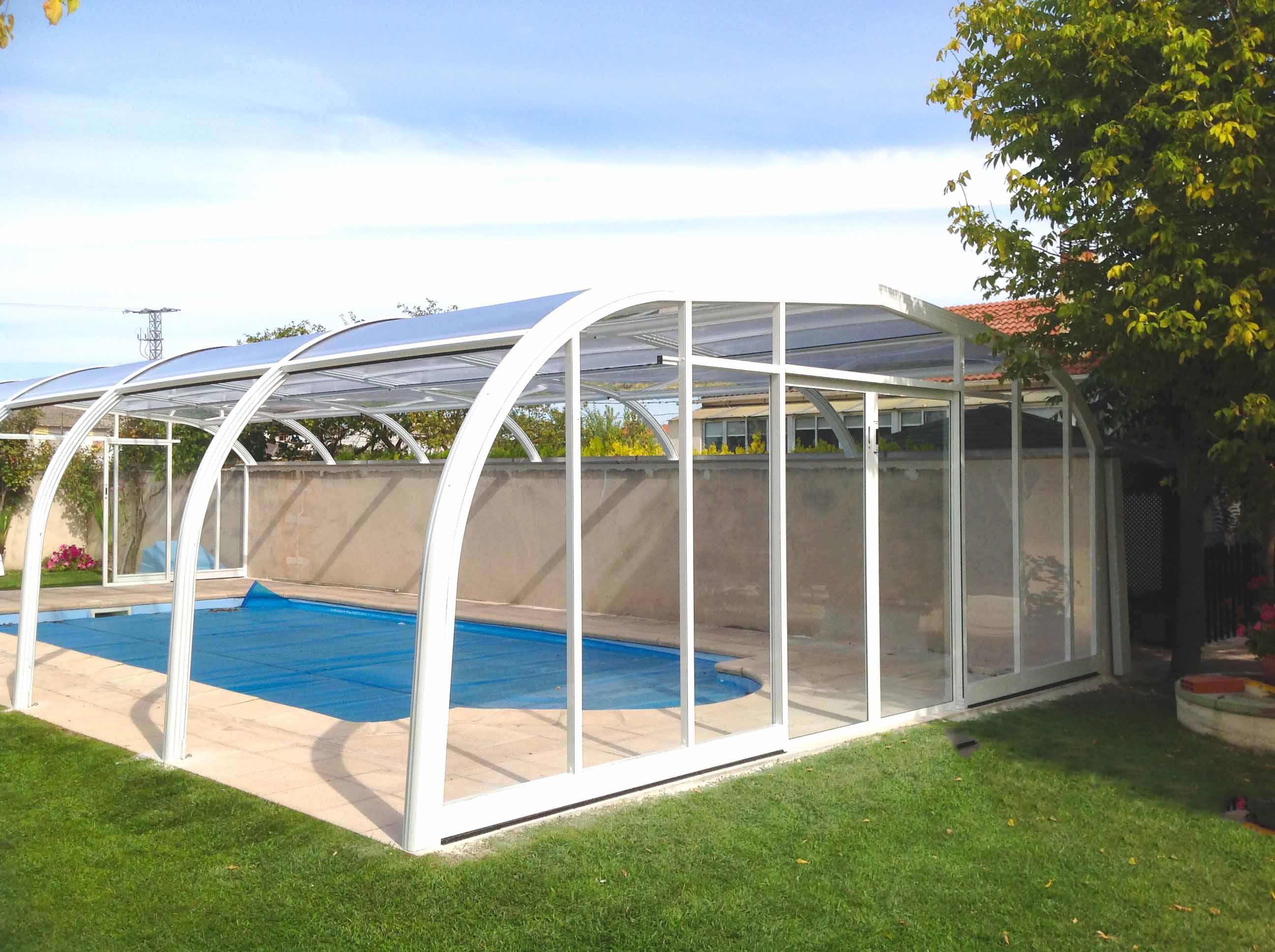 Cubiertas para piscinas precios fabrica de cubiertas para - Cubierta piscina precio ...